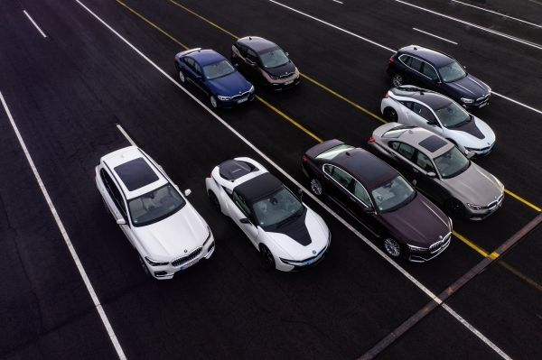 BMW Electrified Vehicles
